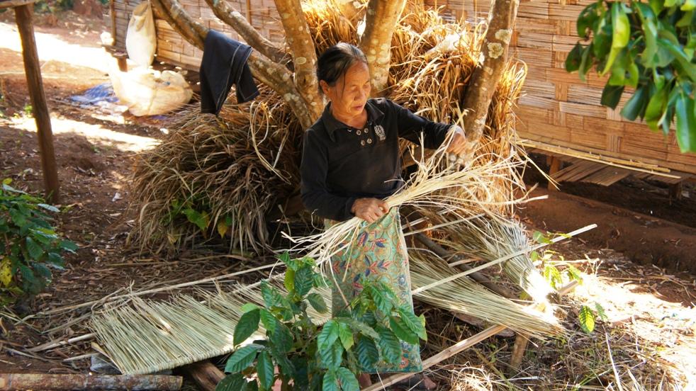 Trekkingu dzień pierwszy – północna Tajlandia