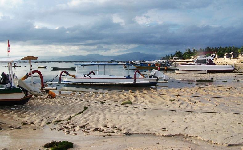 Nusa Lembongan- fotka z raju