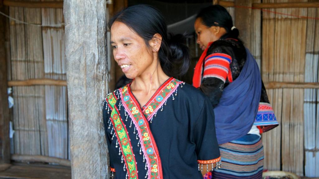 Trekkingu dzień drugi – północna Tajlandia