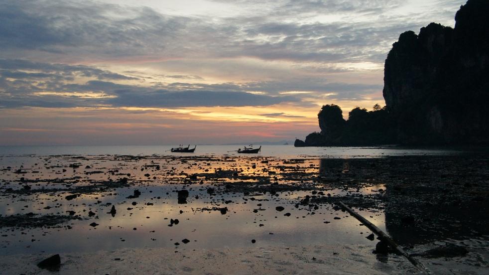 Wyspiarskie lenistwo na Tonsai Bay