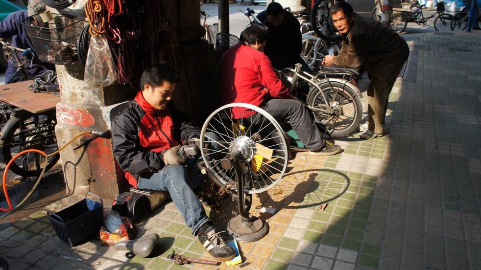 Kanton na cztery nogi – Atrakcje Guangzhou