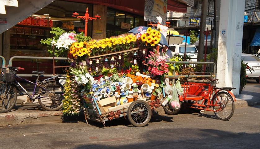 Nowy Rok w Bangkoku