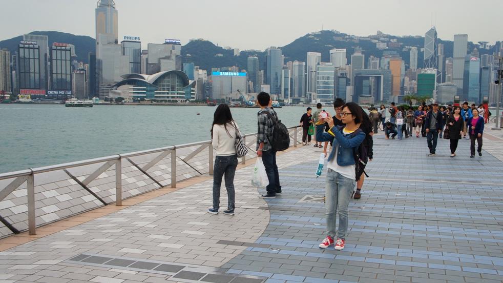 Hongkong – marzenie chińskiej głowy