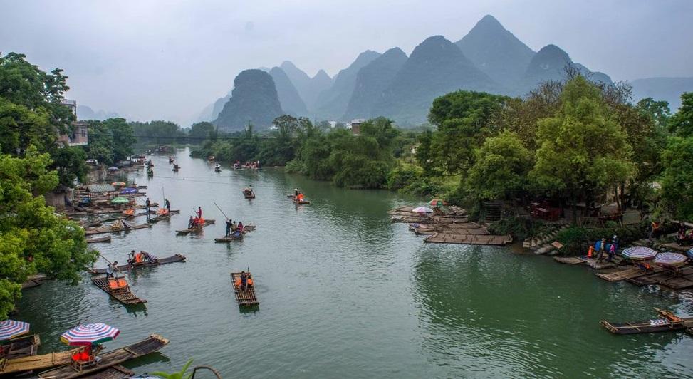 Yangshuo – Chiny piękne i proste w obsłudze