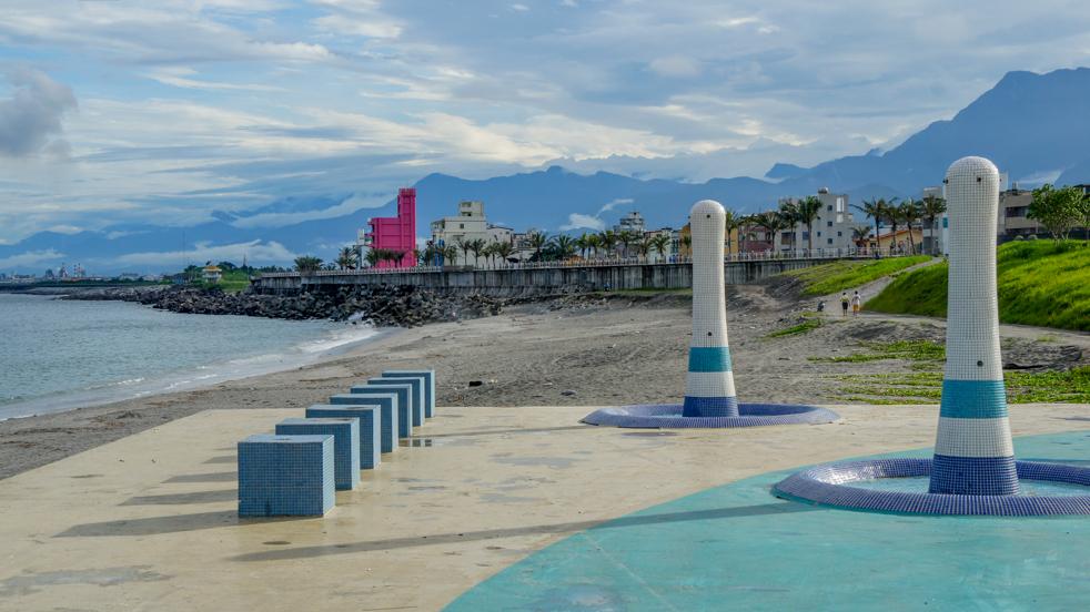 Niebo nad Hualien