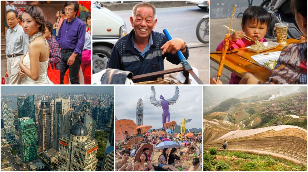 Pojechana do Chin w Południku Zero