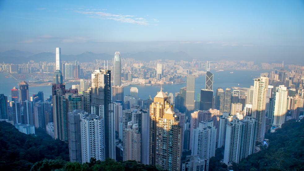 Za co lubię wyspę Hongkong