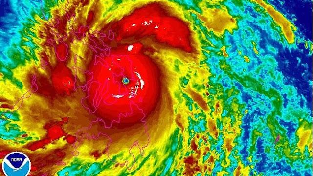 Pomoc dla ofiar tajfunu Haiyan