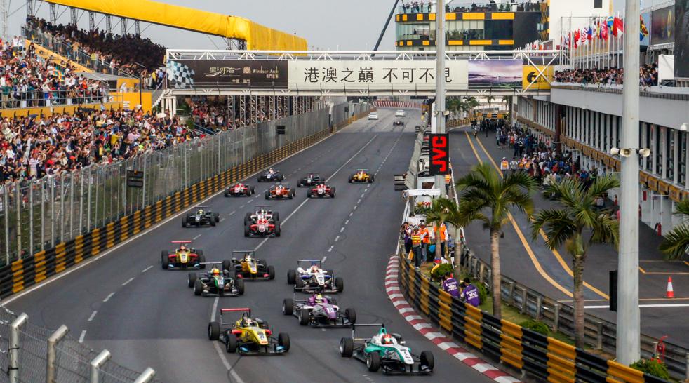 Macau Grand Prix 2013