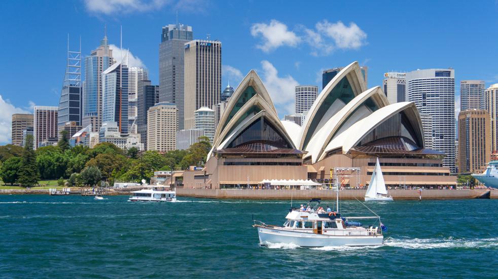 Wakacyjne Sydney