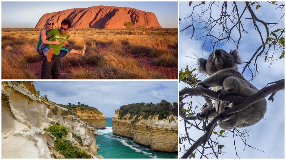 Pojechana do Australii w Południku Zero