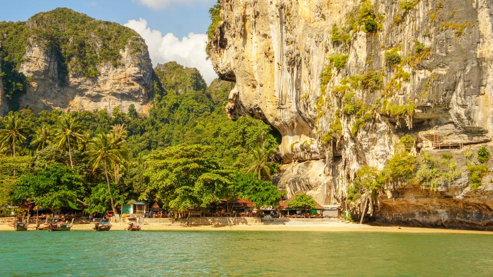 Ton Sai Bay – raj dla aktywnych