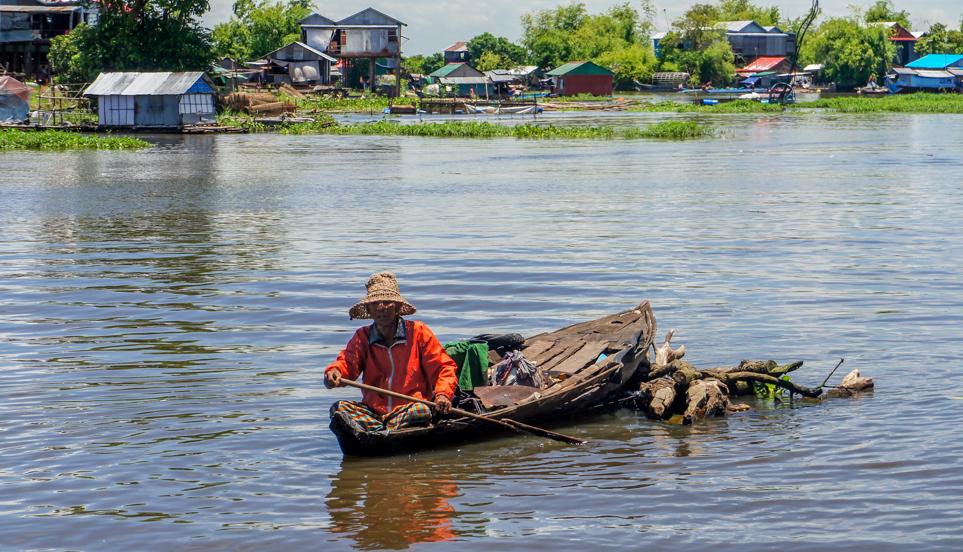 Rejs do Battambang