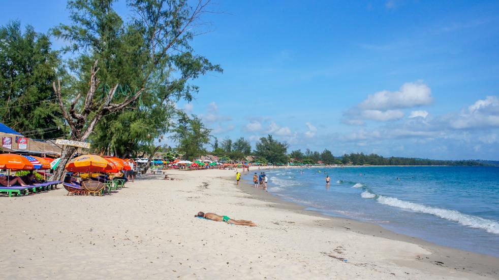 Plażowe Sihanoukville