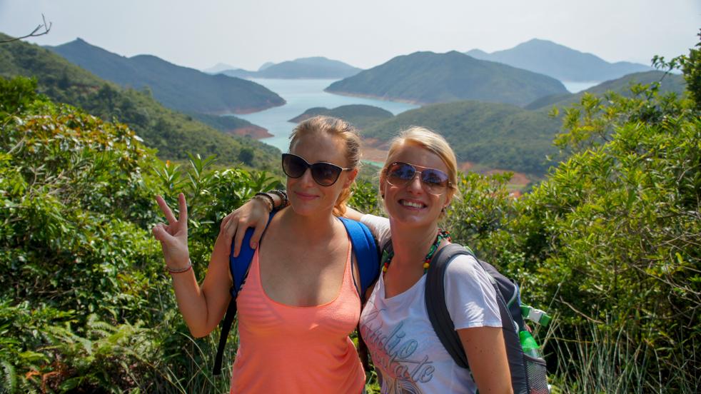 Zielony Hongkong: Sai Kung