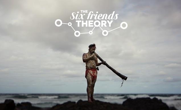 6 Friends Theory – wygraj podróż dookoła świata!