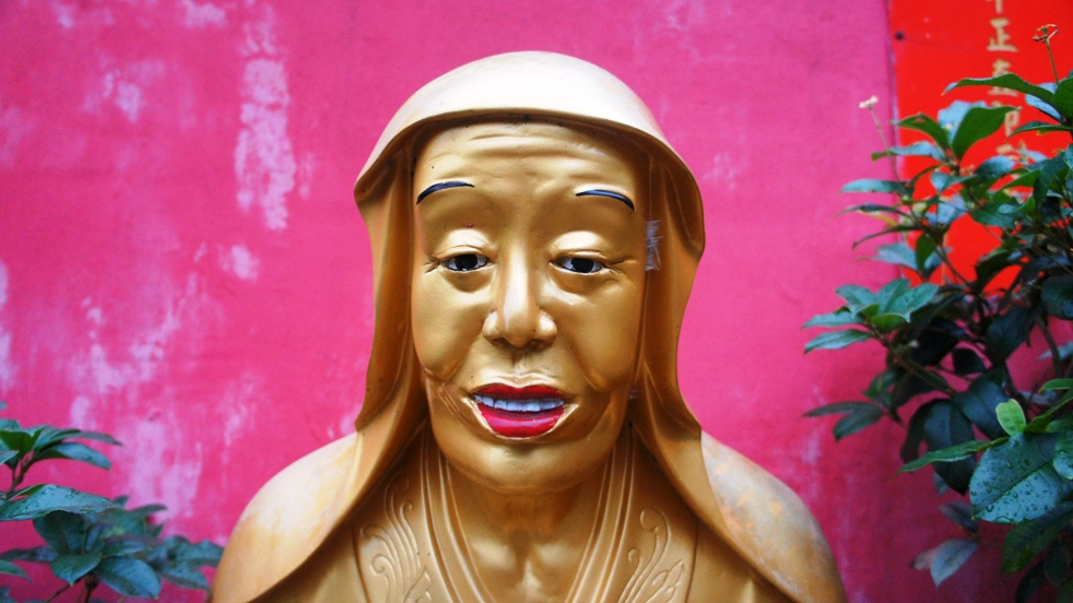 Najciekawsze świątynie Hongkongu