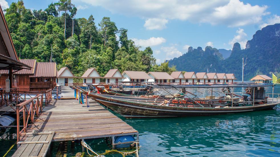 Ferie w Tajlandii: Khao Sok