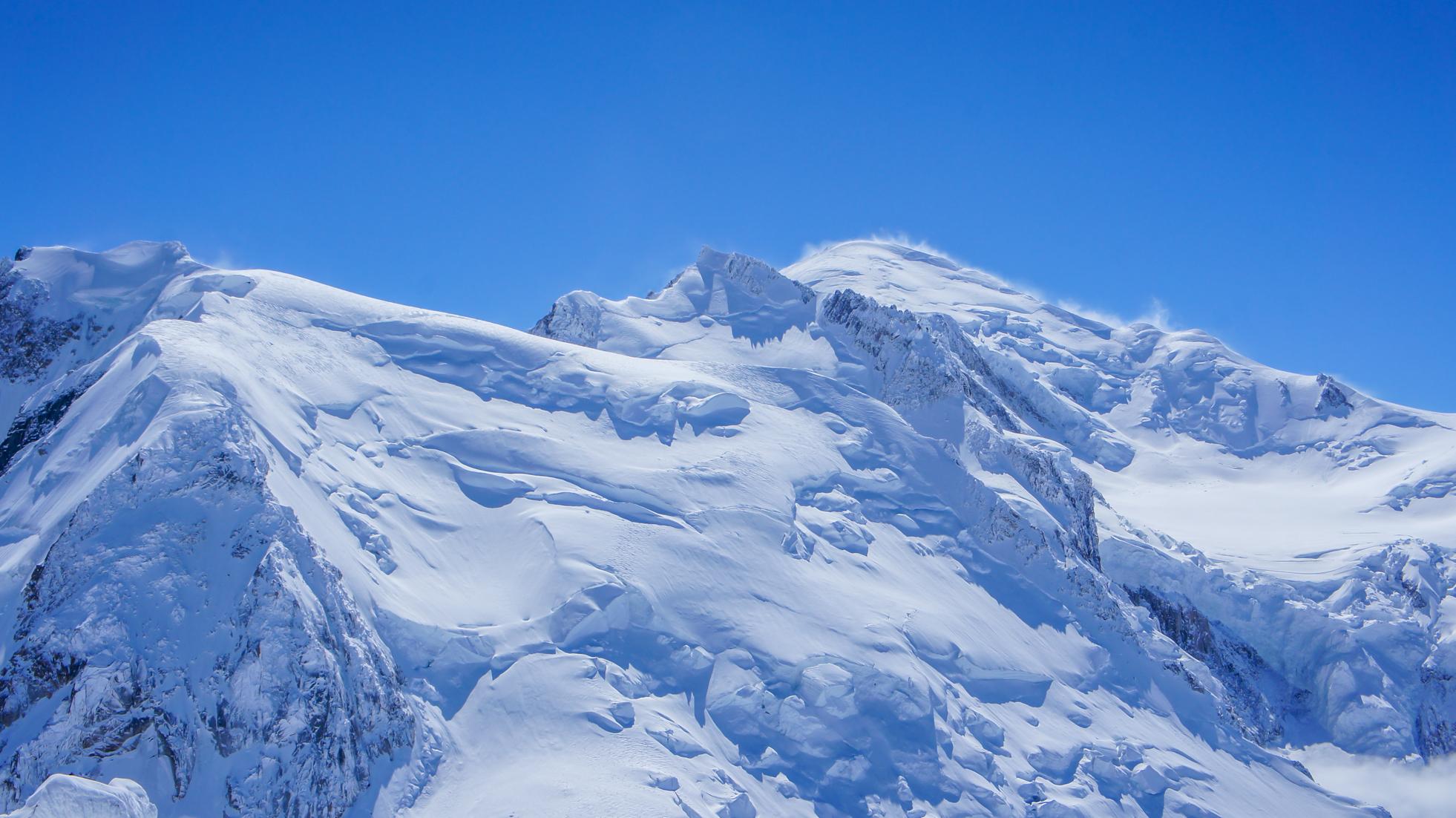 Pocztówki z dachu Europy – Aiguille du Midi