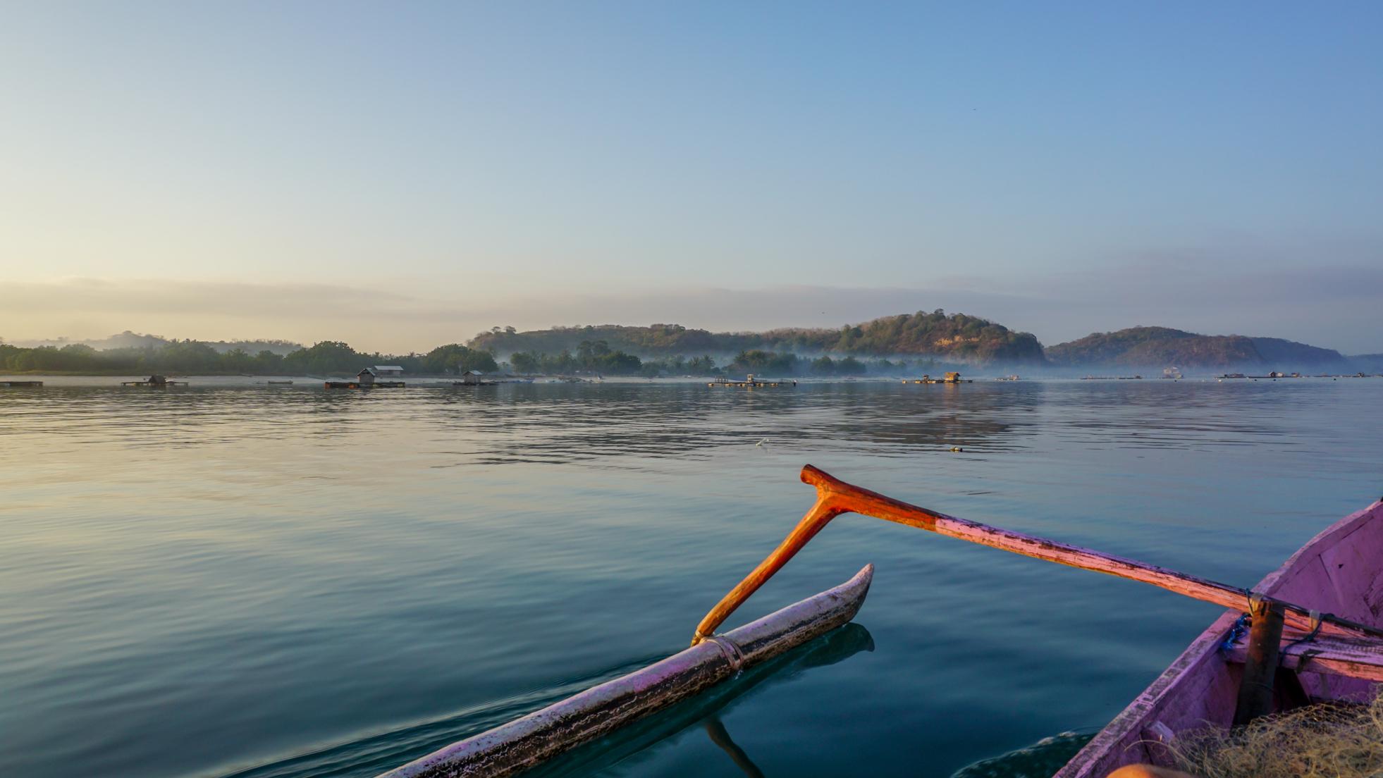 Ekas na Lombok – w rytmie rybackiej wioski