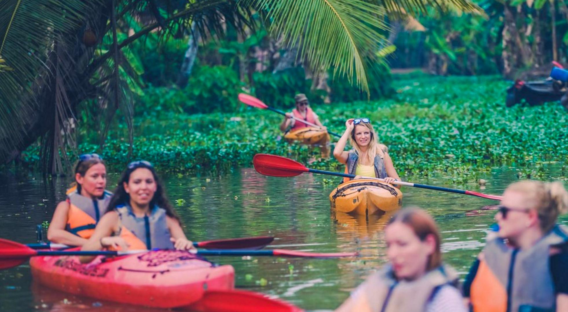 Kerala Backwaters – malownicze rozlewiska