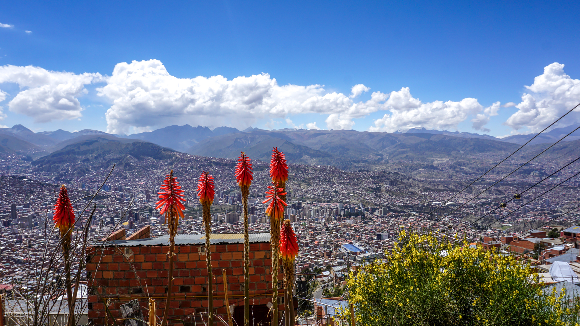 La Paz – miasto ponad wszystkie miasta