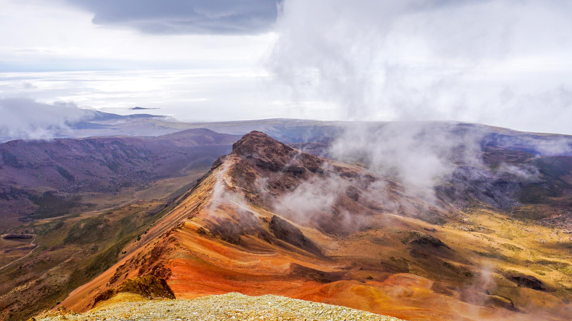 Moje pierwsze 5000 – wulkan Tunupa