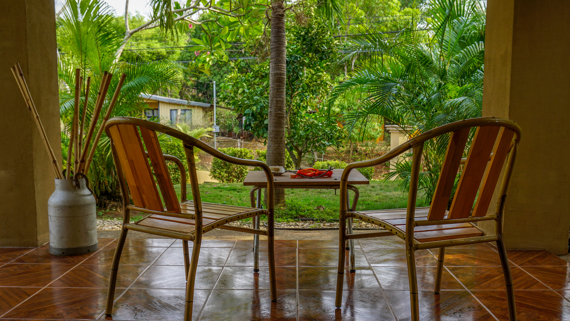 Mieszkać jak Tico, mieszkać w Kostaryce
