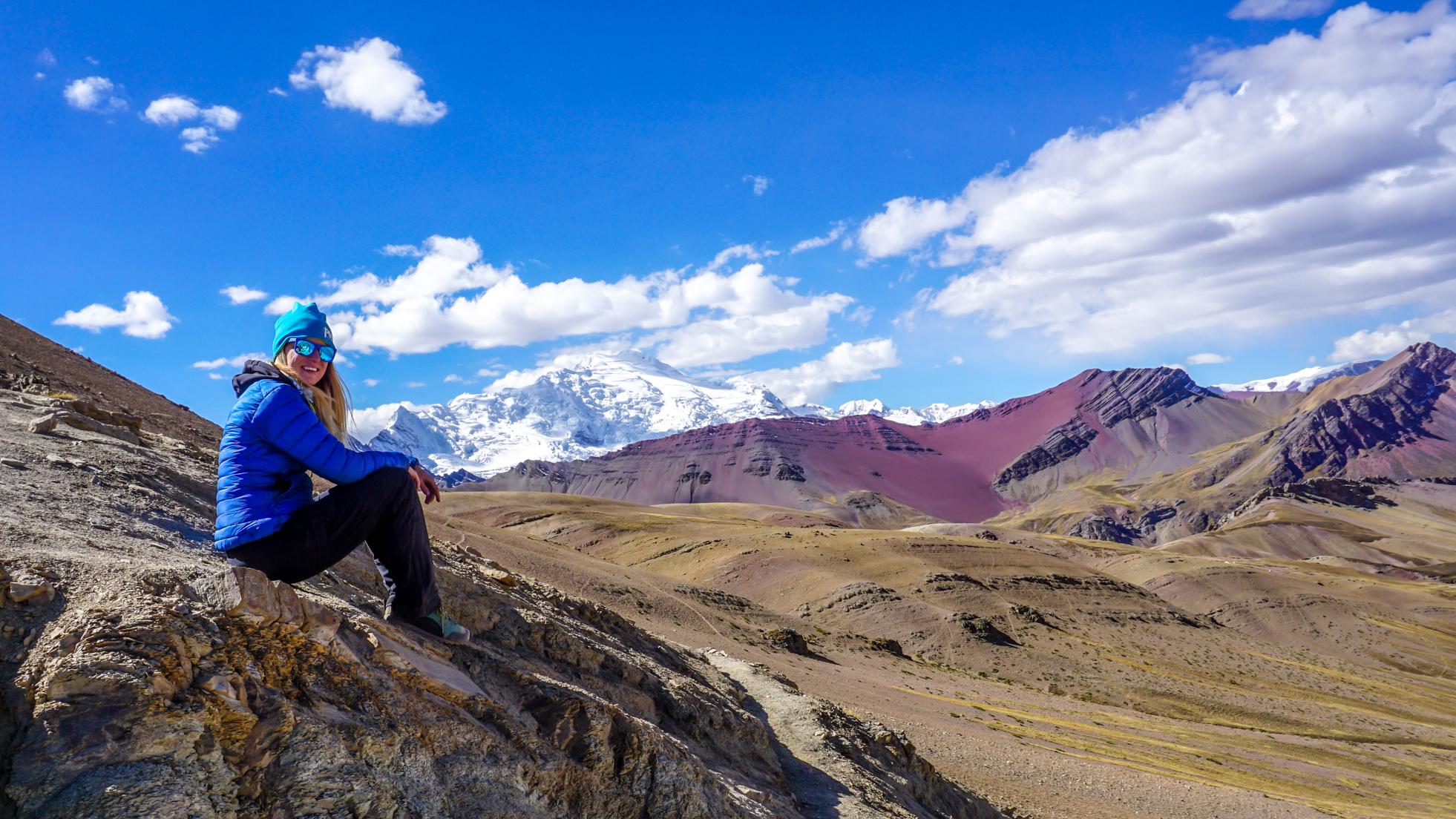 7 prawd o życiu, których nauczyły mnie góry