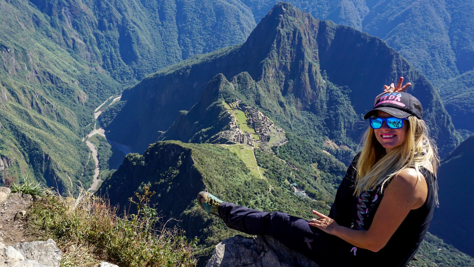 Machu Picchu na każdą kieszeń