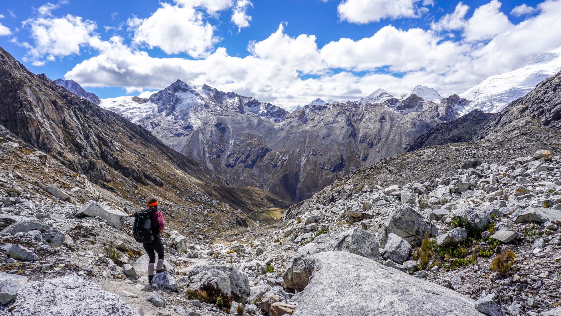 Najpiękniejsza dolina Cordillery Blanca: dolina Ishinki