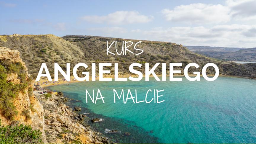 Przyjemne z pożytecznym, czyli kurs angielskiego na Malcie