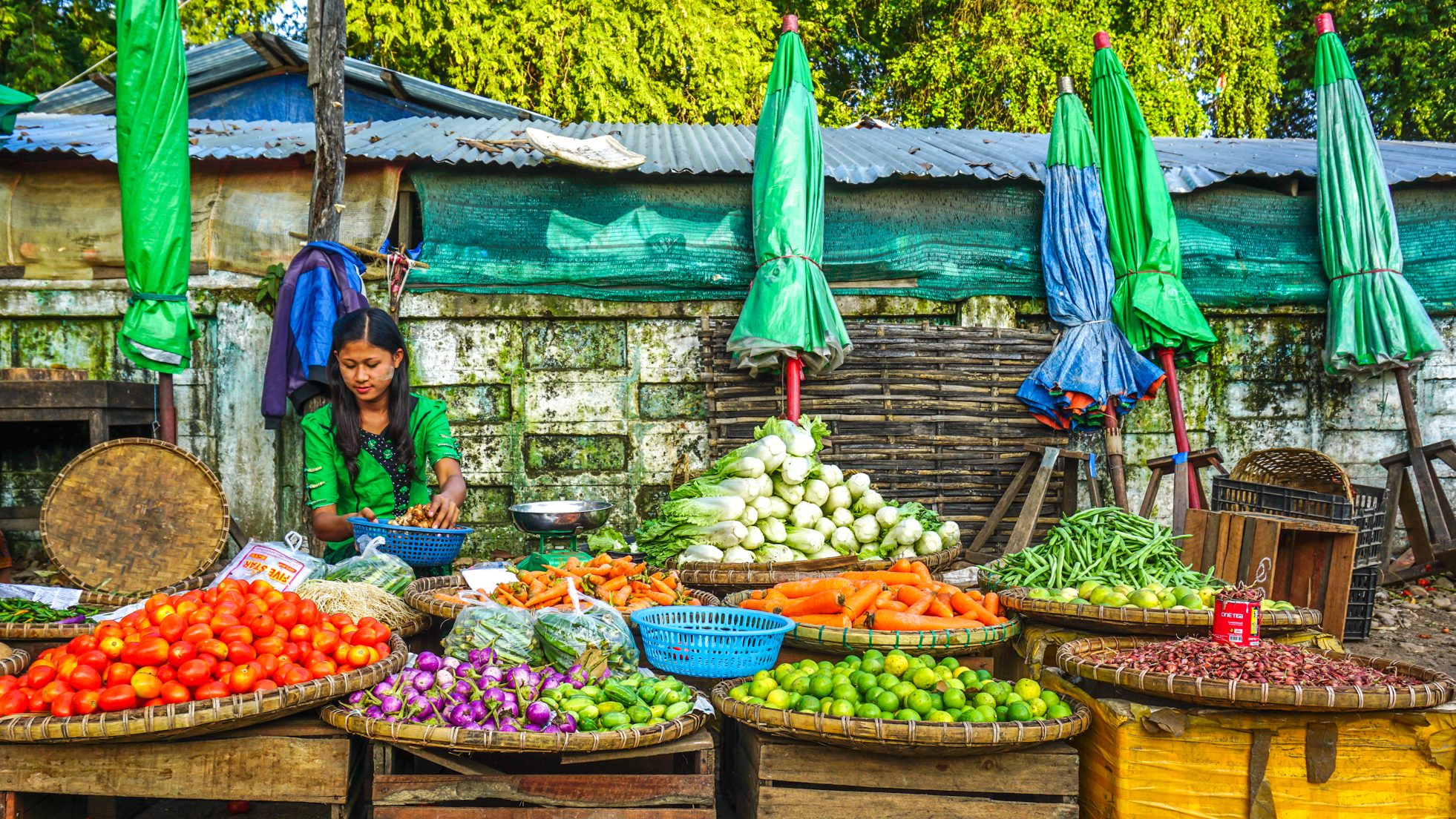 U progu birmańskich gór – Hsipaw