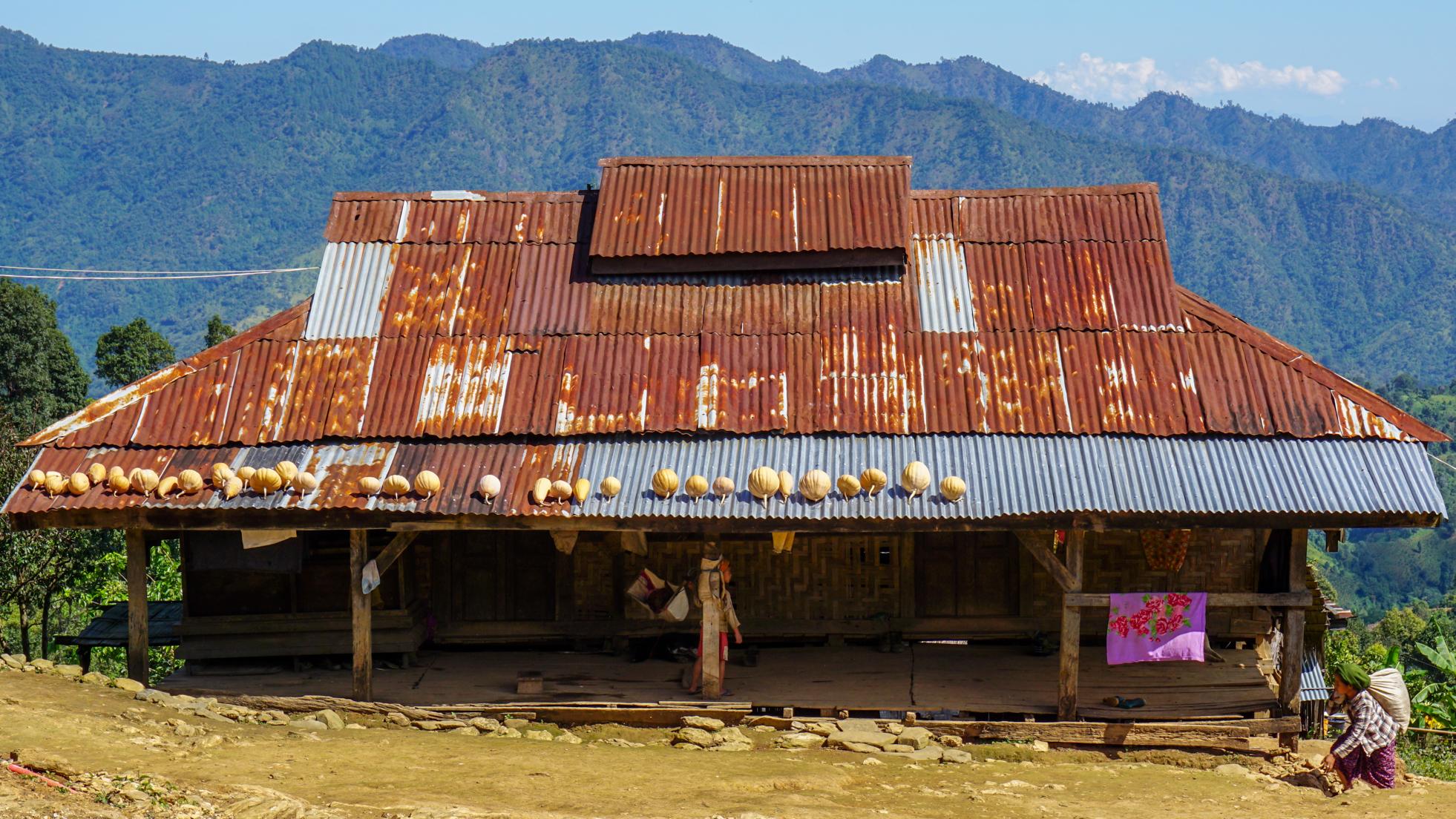 Największa birmańska przygoda – trekking w Birmie (Hsipaw)