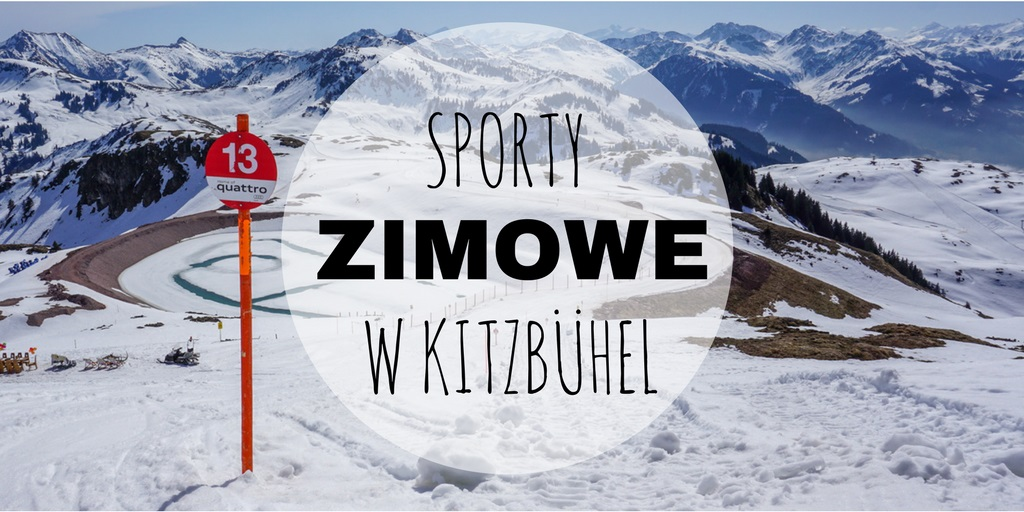 Sporty zimowe w Kitzbuhel