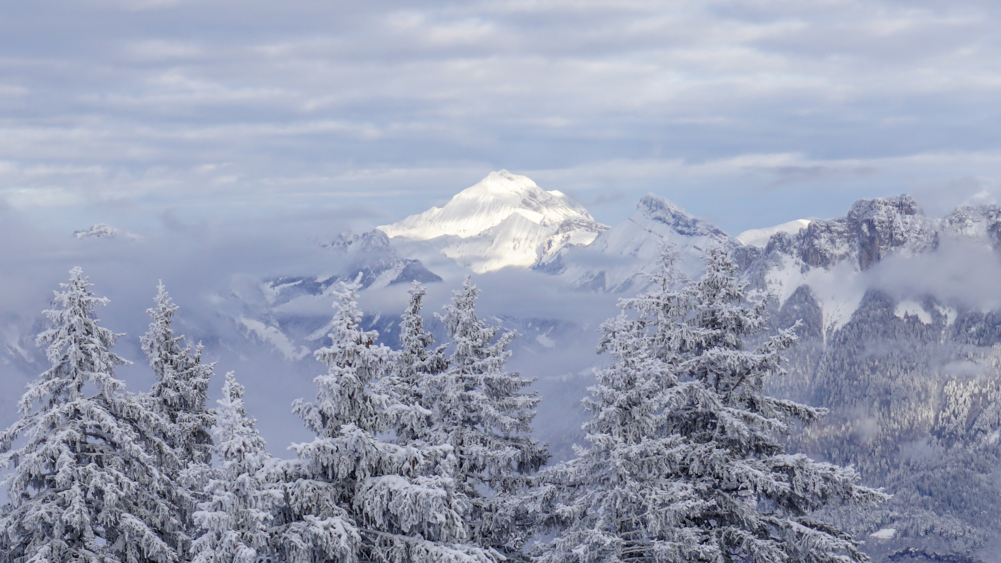 Bajkowa zima w Annecy