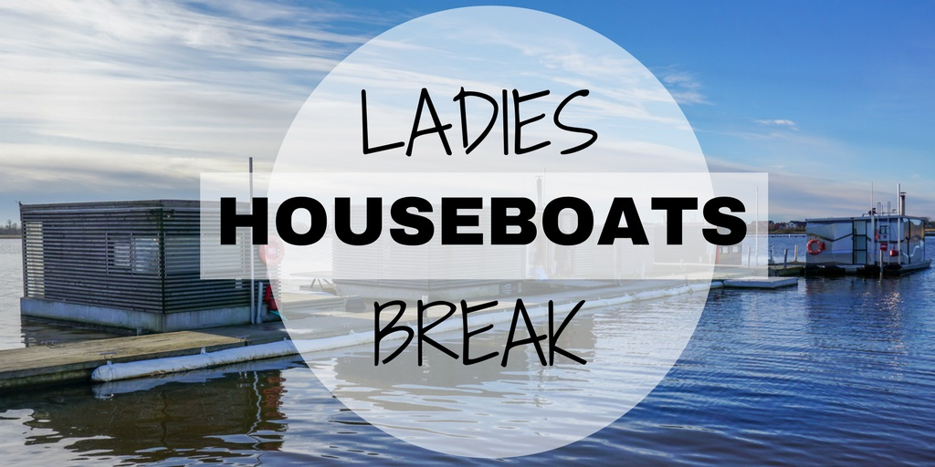 """Ladies Break"" w HT Houseboats w Mielnie"