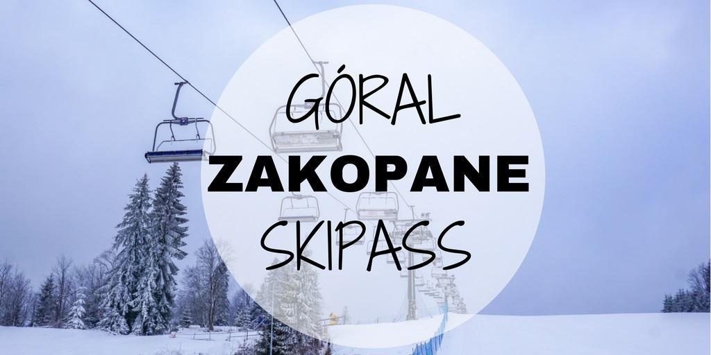 Góral Skipass, czyli narty w Zakopanem