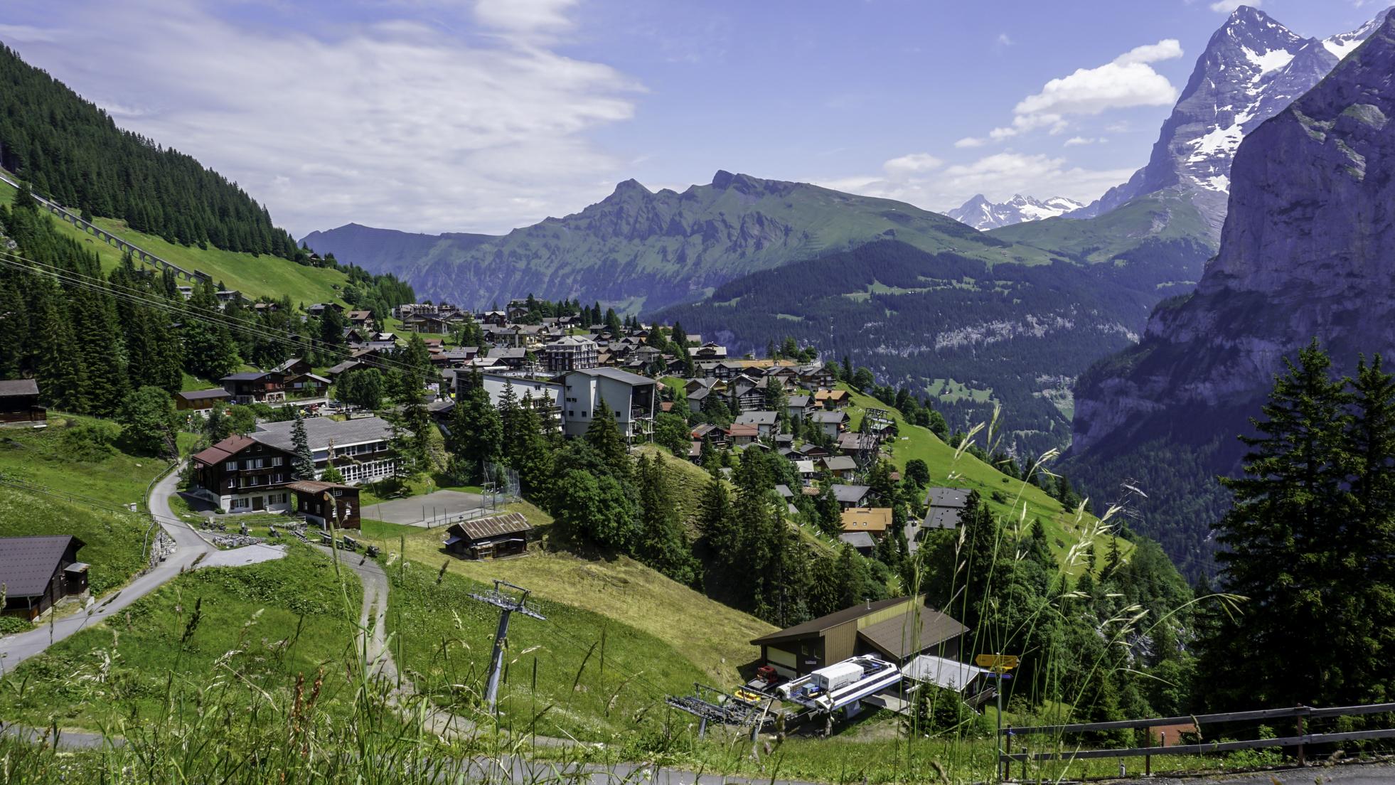 Szwajcarskie celne randki