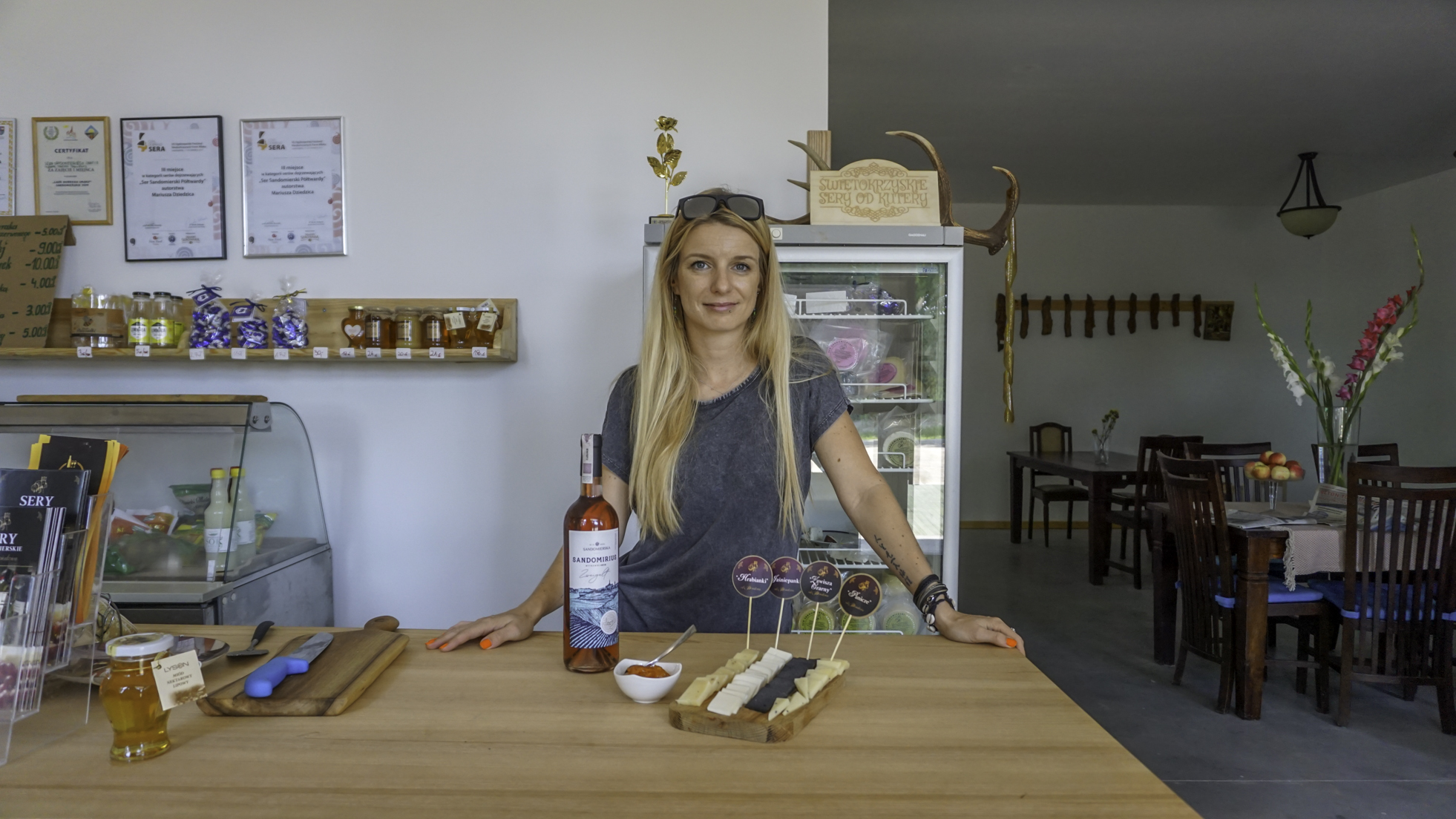 Regionalne smaki i smaczki: Sery Sandomierskie
