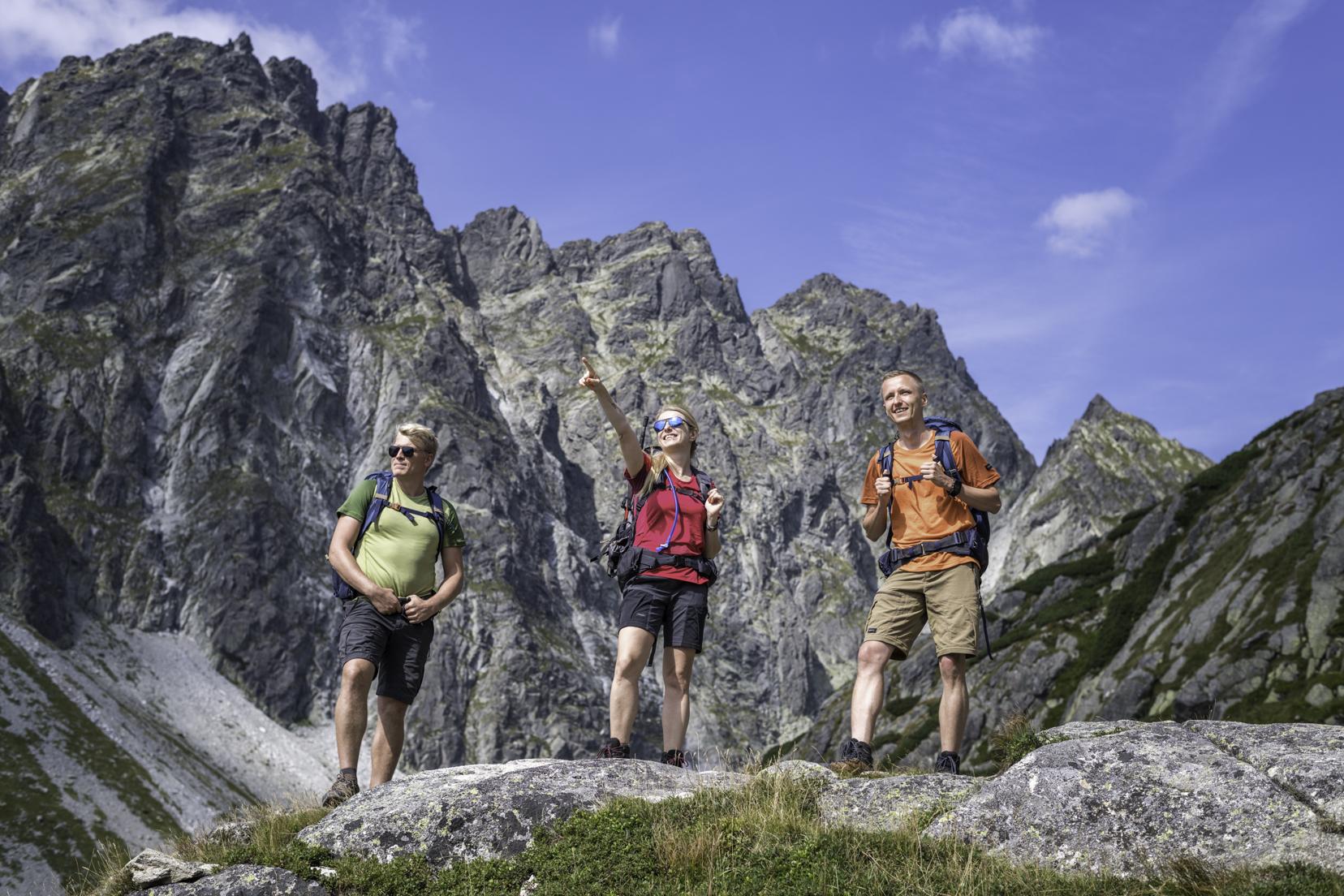 Tatry Wysokie – Koprowy Wierch