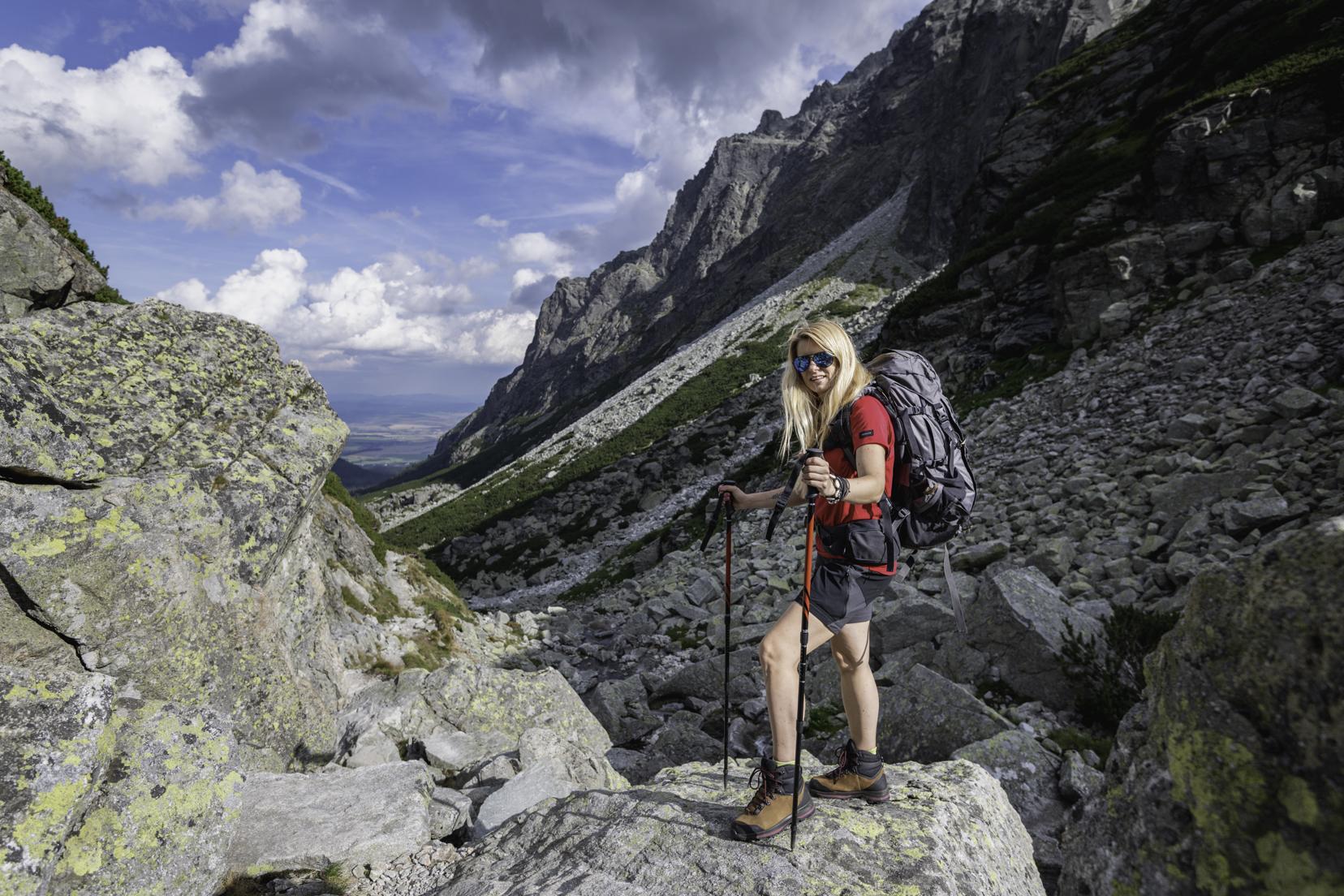 Tatry Wysokie – trasą słowackich nosiczy