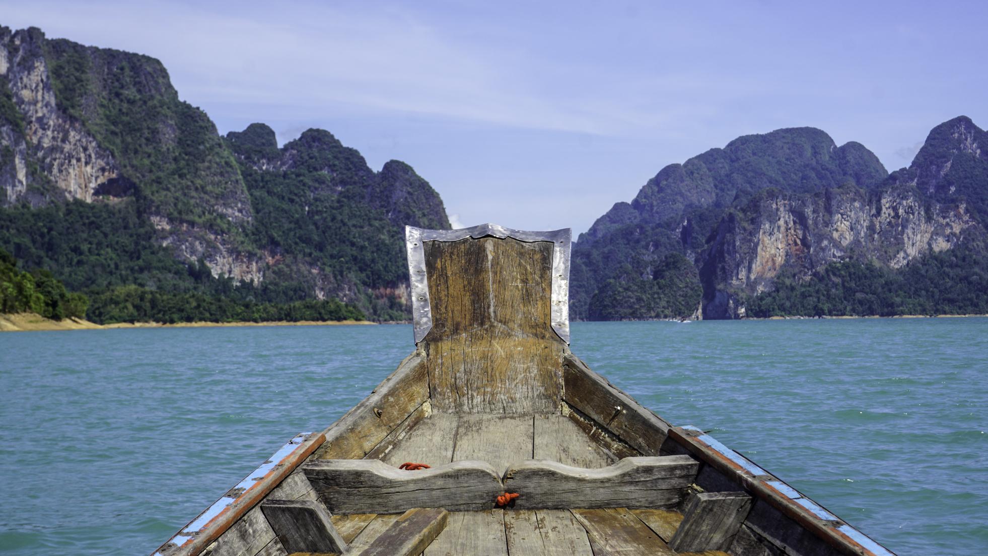 Najpiękniejsze zakątki Tajlandii: Khao Sok
