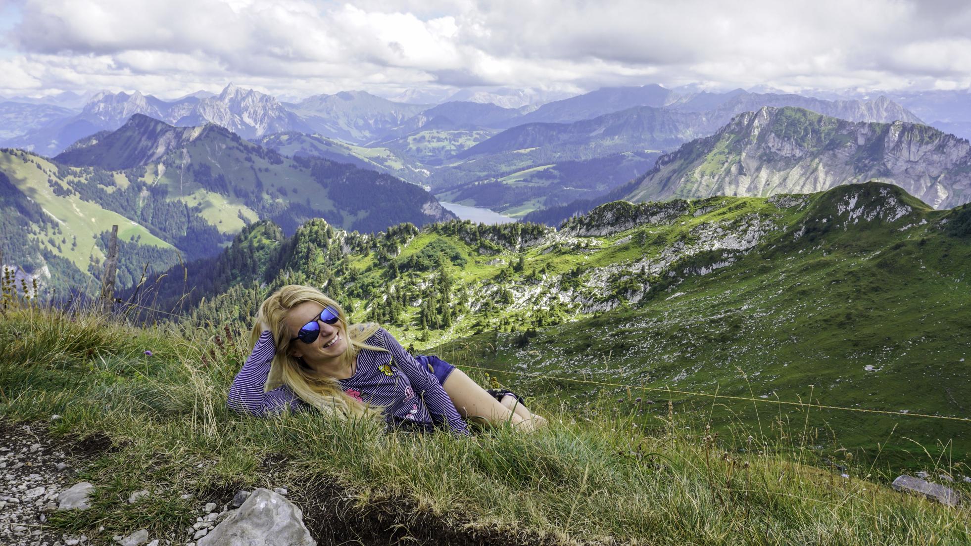 europejski road trip - Szwajcaria