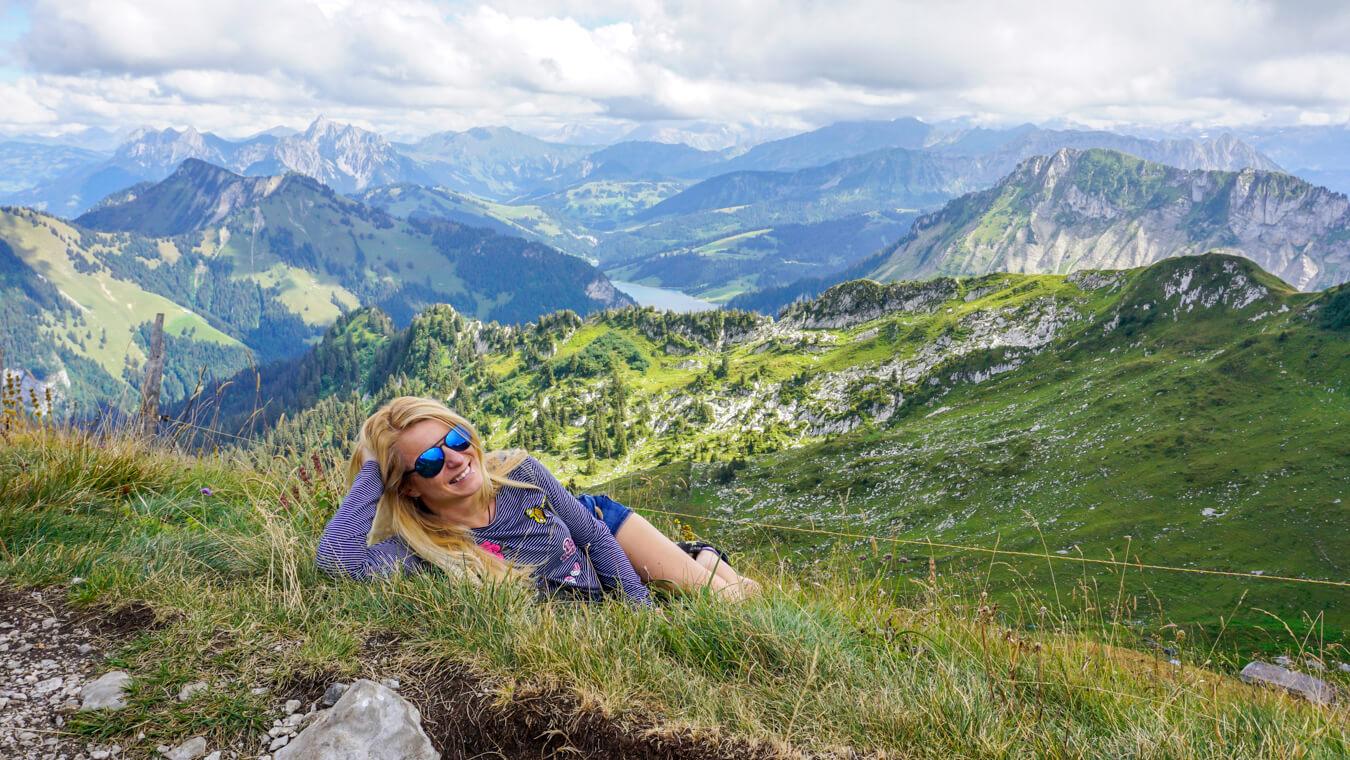 Rochers de Naye – najpiękniejszy przystanek w drodze przez Szwajcarię
